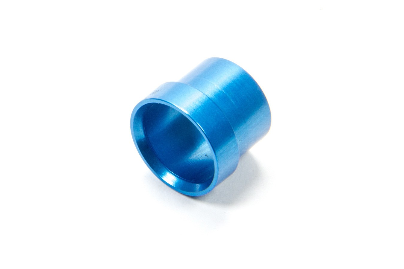 Fragola 481910 Fitting, Tube Sleeve, 10 AN, 5/8 in Tube, Aluminum, Blue Anodize, Each