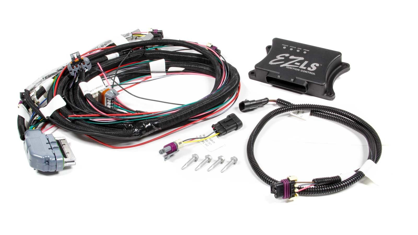 [DIAGRAM_5LK]  Fast Electronics 301312E Ignition Controller, EZ-LS, Coil-On-Plug, Wiring  Harness Included, 24/58 Tooth Reluctor, GM LS-Series, Kit | Fast Wiring Harness |  | Dan Hellmer Racing Solutions