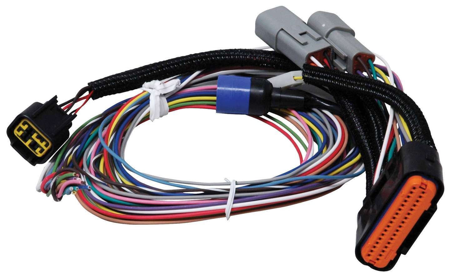 MSD Ignition 7780 Ignition Wiring Harness, MSD Power Grid IgDan Hellmer Racing Solutions
