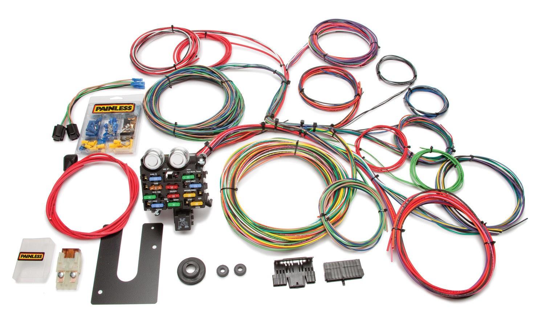 car wiring harness kits pwi10102 painless wiring 10102 car wiring harness  classic c  pwi10102 painless wiring 10102 car