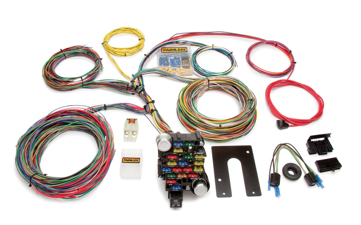 [DIAGRAM_5LK]  Painless Wiring 10202 Car Wiring Harness, Classic-Plus Custo | Gm Automotive Wiring Harness |  | Dan Hellmer Racing Solutions